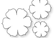 paper flowers patterns