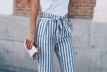 Casual chic summer