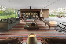 Living spaces - interiors