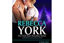 Rebecca York's Off World Series / Romance novellas and short stories that take place in the far flung future.