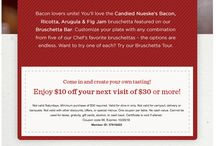 Email Calendar Coupons / Examples of Email Calendar Coupons