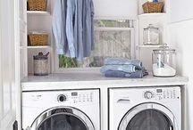 Inspiration laundry room