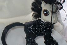 Dolls: My Pretty Pony / by Grim Cauldron Craft Oddities