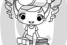 Abigail ~ A+ in My Book