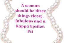 Kappa Epsilon Psi Military Sorority, Inc.