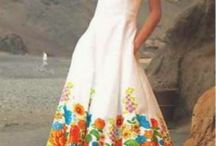 vestidos folck