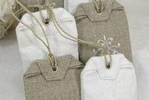 Petits sacs à lavande