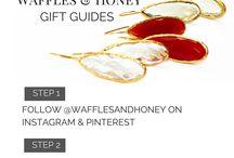 12 Days of Waffles & Honey / http://www.wafflesandhoney.com/pages/12-days
