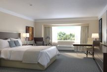 Guest Rooms / A guest room can make or break a person's experience, not only with your property, but with your brand. Protect your rooms and add the warmth of home so people always feel safe and welcome.
