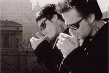 BoonDock Saints: Norman and Sean!  YES PLEASE!