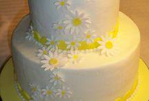 Daisy cake ideas