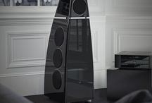 Meridian Digital Active DSP Loudspeakers /   Meridian introduced the concept of the Digital Active DSP Loudspeaker more than 20 years ago and has been at the forefront of loudspeaker technological breakthroughs ever since. / by Meridian Audio