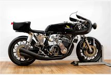 Classic Motorcycles, Cafe Racers & Custom Motorbikes