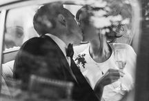 Lovely black&white wedding pictures