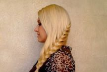 How to braid your own hair