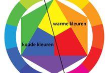 Kleur gebruik