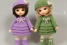 vestidos de muñecas