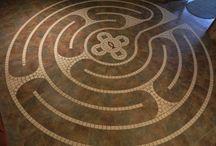 Labyrinths / All about Labyrinths,  types of labyrinths, labyrinth walks