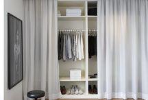 Armários  & Closets