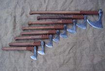 Wikinger-Waffen