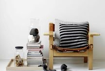 interior styles / by Hannah Moliere