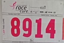 Event & Race Bibs / This board will log all of my event and race bibs