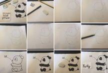 Zeichnen LEICHT gemacht / Zeichnen leicht gemacht: Leichte aber schöne Zeichnungen selber zeichnen in unter 10 Minuten. Mit Bleistift, Fineliner und co.