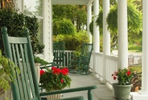 Porches / by Coty Wilson