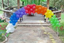 Wizard of Oz Party with Chicky Products / Our wizard of oz themed Birthday Party Packages coming soon.  See how we use our hair products to create the perfect party decorations and party favors.  Visit our site to see full party packages available