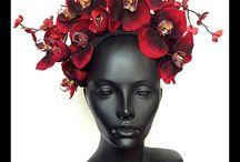Fashion - Head and Hair / by Angela R. Sasser