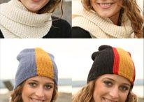 Strikket/knitting