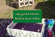 Homemade Projects / A collection of our Upcycling and restoration projects.
