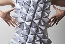 Clothing Origami