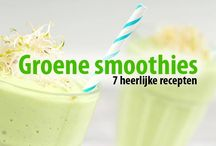 Smoothies / Verse groene smoothies