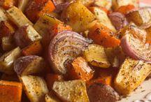 vegetables/side dishes