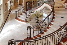 Hallways and Landings / Inspirational Spaces