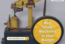 Sell/Buy Machines