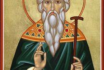 Iconografie Sfinți Cuvioși