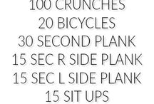 Workouts