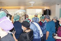 "DAY 1 2ο Παγκόσμιο Συνέδριο Μεταμόσχευσης Μαλλιών   Έναρξη των ""ζωντανών"" επιδείξεων στα Χειρουργεία"