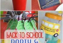 Back to School / by Ginny Proffitt
