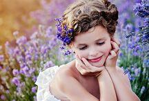 Fotenie v levanduli / lavender photography tips