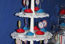 Thomas birthday party :)