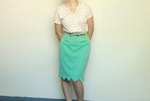 Sewing:  Patterns and Inspirations / by Sadie Lady