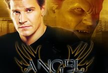 ANGEL - (1999 TV Series) / Angel - The Series is Buffy - The Vampire Slayer Spin-Off