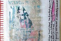 art journaling / by Kristen Spor-Cooper