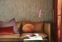 interior: monochrome color