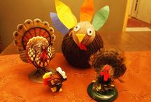 Thanksgiving Fun / Have fun making memories with your kids or grand kids this Thanksgiving. We're pinning ideas on Thanksgiving treats, crafts, family traditions and more. #thanksgiving #familytraditions
