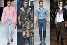 Moda Uomo primavera Estate 2014