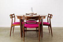 Mid Century Modern Marvels / My favorite Mid Century Modern & Danish style retro furniture designs
